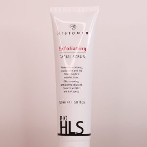Tub Exfoliant facial BIO HLS Histomer 150 ml pe fundal roz